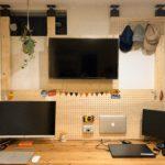 【デスクDIY】リモートワークに最適なアンティーク風な作業机の作り方